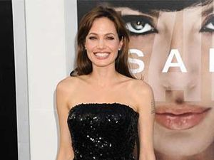 Angelina needed 25 staff in France