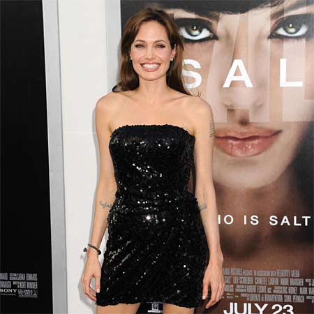 Angelina Jolie is bisexual