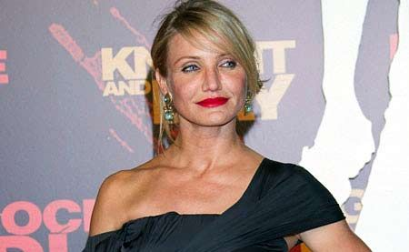 Cameron Diaz said working with Jim Carey was an amazing first experience.