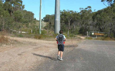 ROAD TO NOWHERE: Streeter Drive is a quiet country road in The Cove estate at Agnes Water which ends at the council-owned Lot 21, heading towards Baffle Creek.