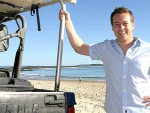 Grant Denyer denies addiction, 'just knackered'