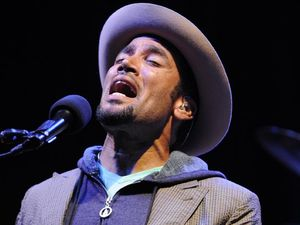 Brighter times for Ben Harper