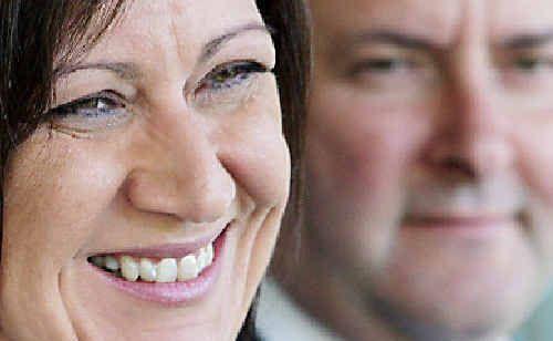 On notice: Sitting Richmond MP Justine Elliot.
