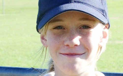 Zoe Gillespie.