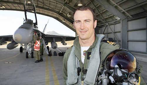 Lieutenant Todd Woodford.