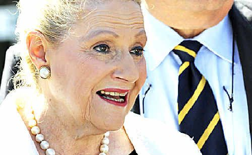 Bronwyn Bishop will have more power over parliament