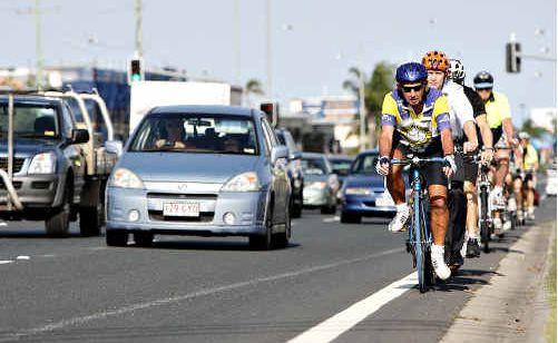 cyclists to enjoy an easier ride to Bli Bli