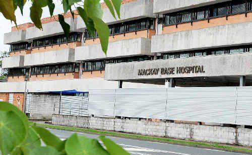 Both men were transported to Mackay Base Hospital.