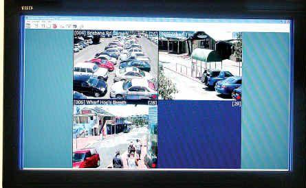 MPs in $1 million CCTV pledge.