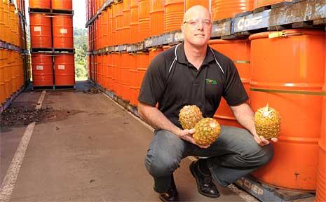 Tropico Fruits CEO Dave Alderton.