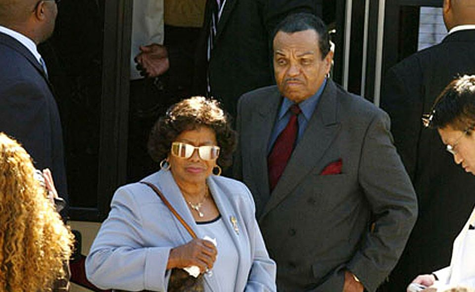 Joe and Katherine Jackson.