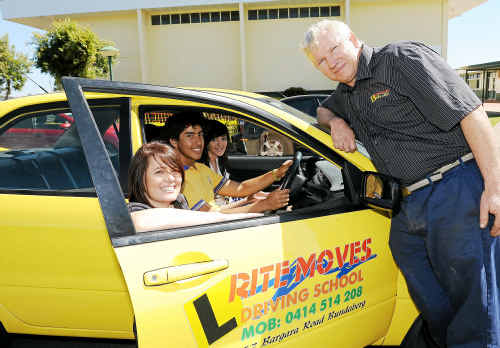Jacqui Rimmington, Justin Williamson, Cara Simmonds and David Rimmington will be participating in a youth driver awareness programme.
