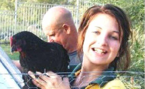 MENINGOCOCCAL: Lauren O'Sullivan in stable condition in Brisbane.