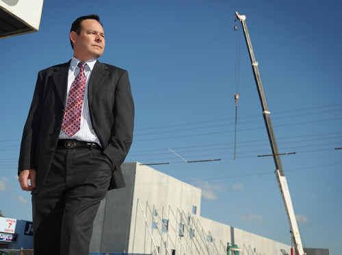 Sunshine Coast Business Council chair Jason Law said Coast business conditions had plummeted.