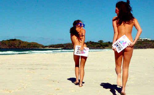 Nude Beach Spy