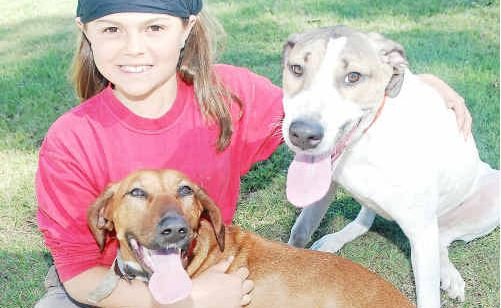 Brandi has settled back in to life with her family after returning from eight months missing.