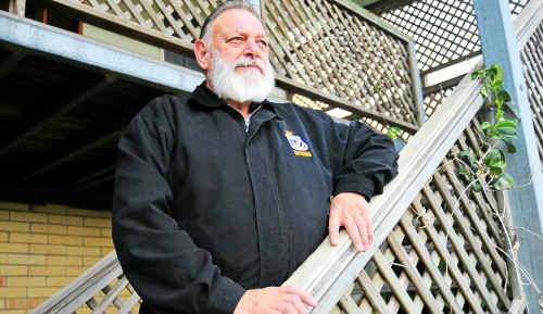 Bundaberg RSL sub branch president Phillip McNamara speaks out about the lack of emergency accommodation for veterans in the Bundaberg area.