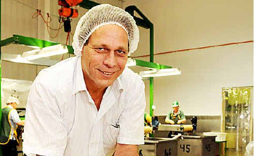 Gympie's Suncoast Gold CEO Jim Twentyman says crop shortages are a problem for the industry.
