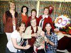 Centenarian loves glass of red