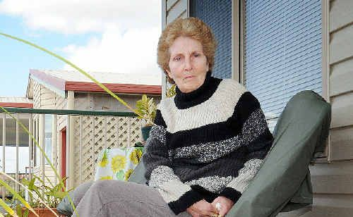 Hervey Bay's Yvette Gale was forced to endure 13 hours waiting for a hospital bed and still has no clear diagnosis of what put her there.