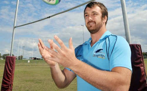 Stingrays captain Gareth Clouston is urging the team to hang tough and play for each other in Sunday's grand final against hot favourites University.