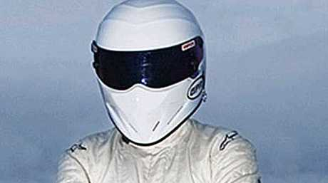 The Stig from Top Gear.