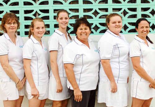 National C Badge Umpires for 2010 are Debbie Corrigan, Courtney Ram, Liz Van Der Kieboom, Lyn Newport, Stephanie Biskup and Karen Collin.