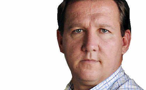 Gympie MP David Gibson.