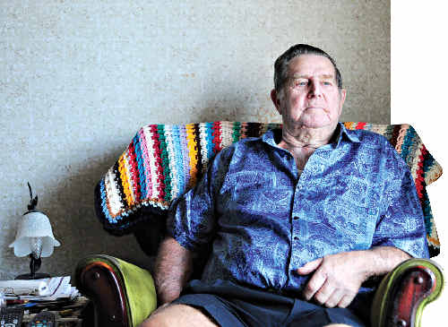Nambour's Ken Paulger, 81, was stunned by CGU refusing to pay an insurance claim.