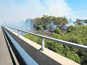 Motorists urged to drive with caution on Tallon Bridge