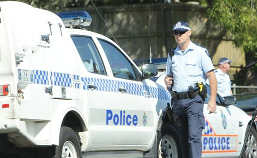 Police search for a man after an alleged assault on Maroochydore Road.