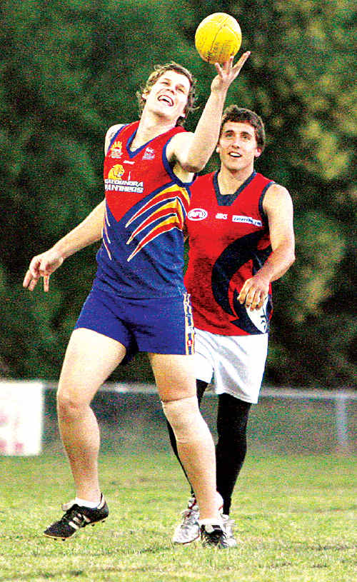The Caloundra Panthers could still smile at training this week despite the pressure of this weekend's grand final.