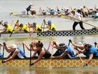 Dragon force: Action from the women's final in last year's Grafton Dragon Boat Races. Organisers are tipping the number of entrants and spectators in the 2010 event to be even greater than last year.