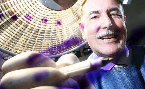 Ipswich plastic and reconstructive surgeon Doctor Hugh Bartholomeusz.