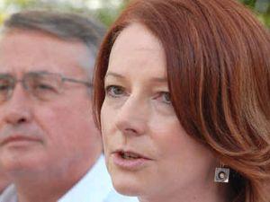 Stop 'muddling' Gillard tells Europe