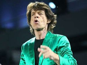 Sir Mick Jagger a dad again at 73