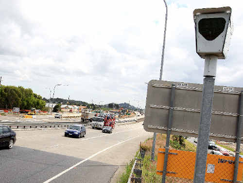 The RACQ says speed cameras alone won't slow the road toll.