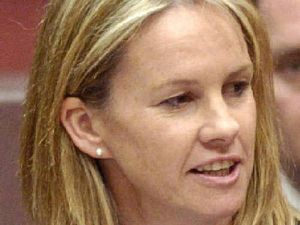 Fiona Nash censured by Senate over junk food links