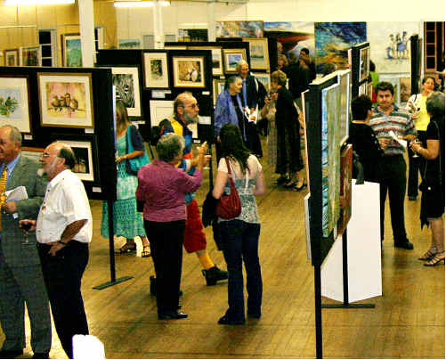 Last year's Kenilworth Art Competition.