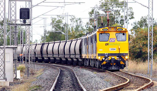 Strikes set for Rockhampton region over Aurizon pay dispute.