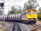 All north and south commuter, long-distance and freight services have been suspended.
