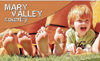 "A grassroots marketing committee of Mary Valley representatives has used the popular ""Mary Valley Country"" phrase for a stunning new billboard campaign on the Bruce Highway."