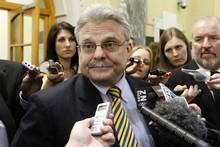 New Zealand MP David Garrett.
