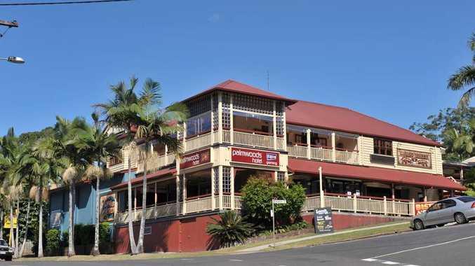 Palmwoods Hotel.