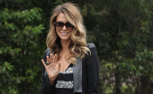 Jennifer Hawkins will be one of the celebs out in force for Melbourne Cup.