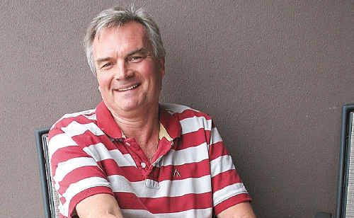 Hervey Bay's Ron Taylor has never felt better since losing almost 20kg and getting fit.