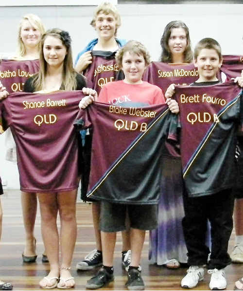Bundaberg table tennis state representatives are preparing for the state championships.