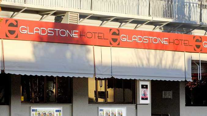 The Gladstone Hotel in Ruthven St hosts an