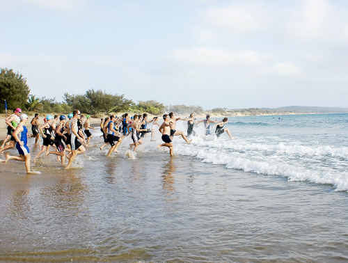 The Agnes Water Triathlon heats up with the event only days away.