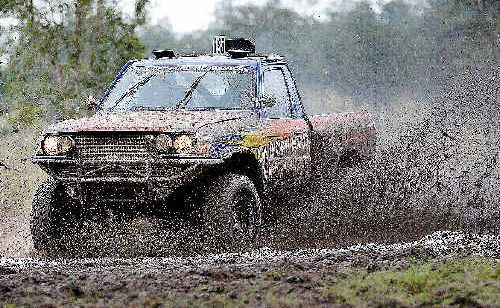 Fraser Coast offroad racing club - series event.